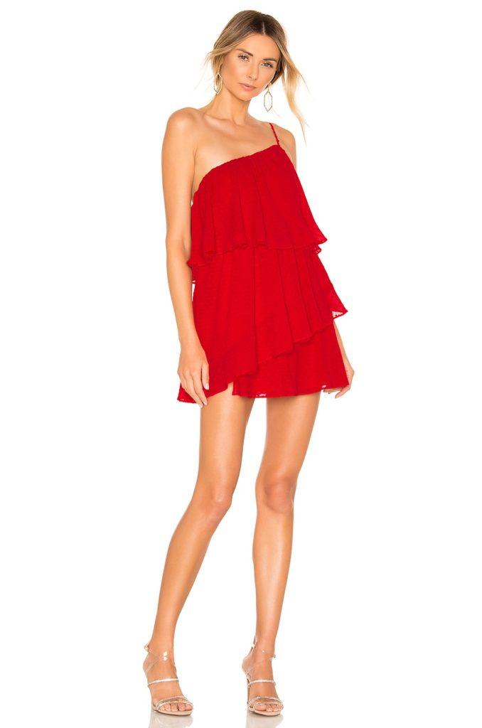 Girlfriend Material Dress NBD $188