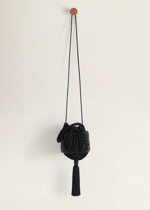 Beads bucket bag $79.99