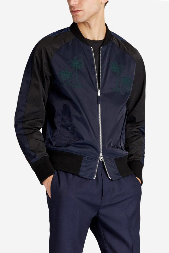 The Boulevard Bomber Jacket $68.00