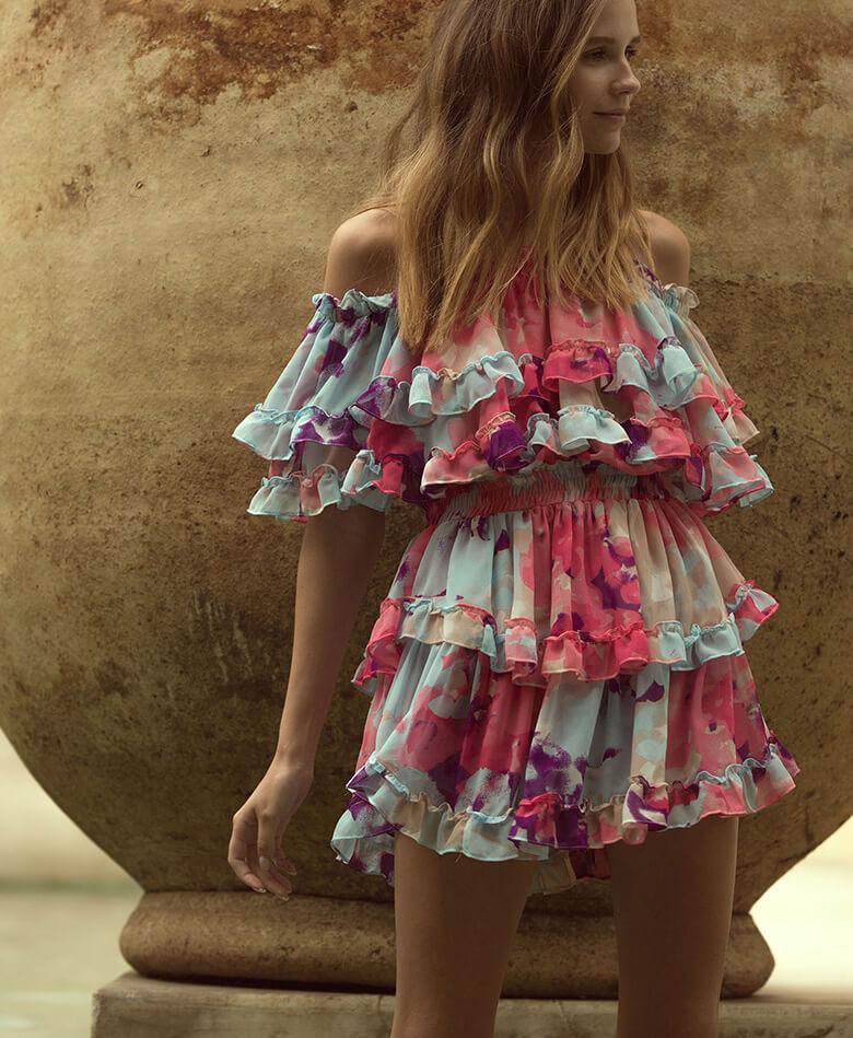 Isella Dress MISA Los Angeles $326