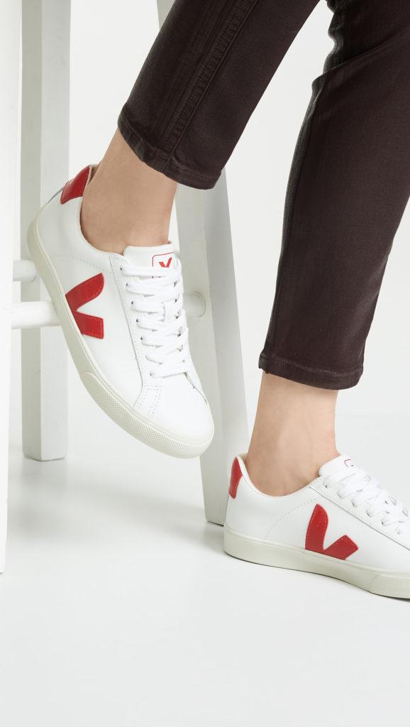 Veja Esplar Logo Sneakers $120.00
