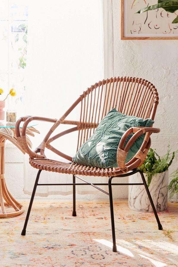 Brigitte Rattan Chair $199.00