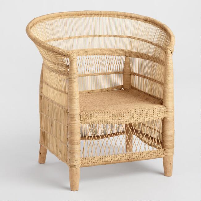 Malawi Wicker Chair $349.99