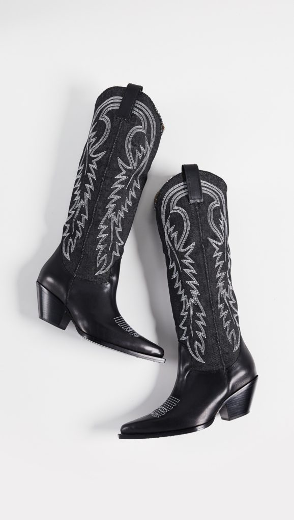 R13 Mid Straight Cowboy Boots $1,095.00