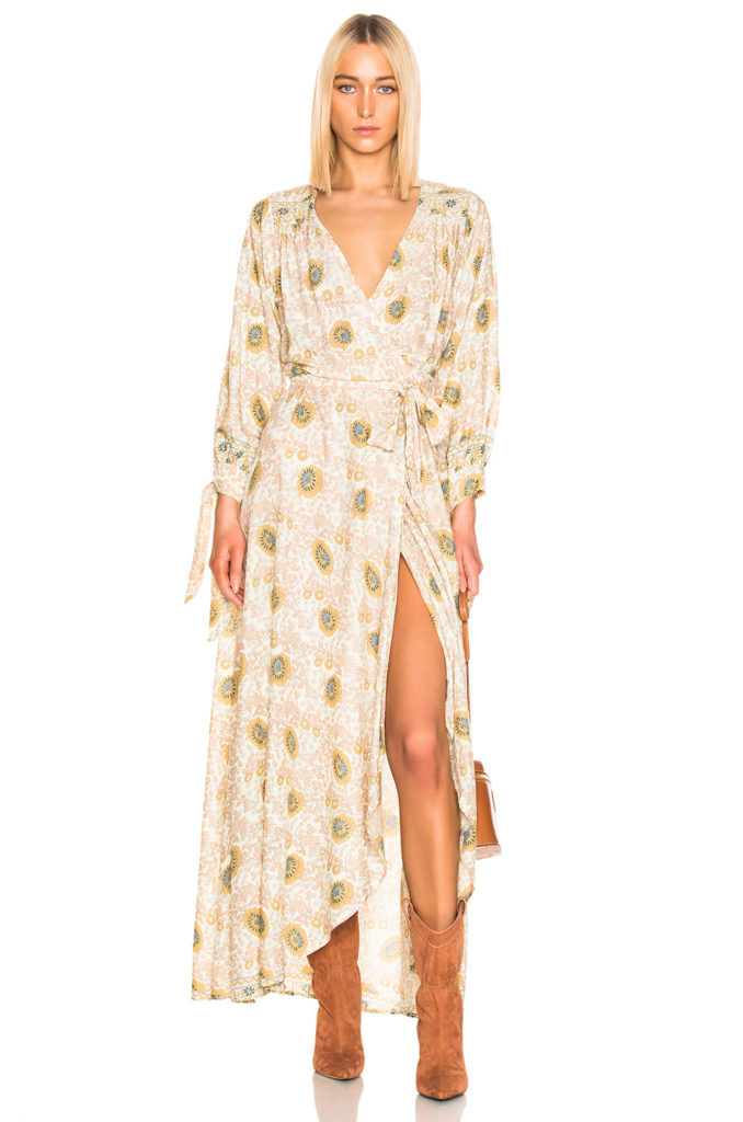 Danika Long Sleeve Dress $258
