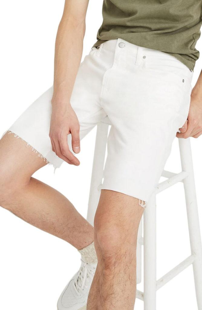 Denim Shorts MADEWELL $72.00