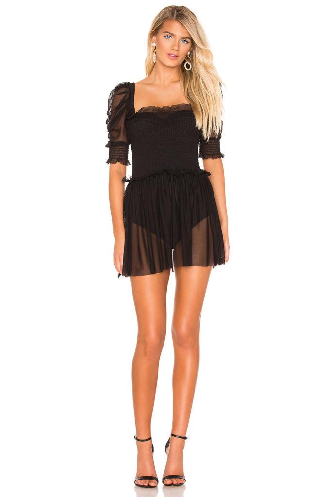 Hurrah Dress Amanda Uprichard $216