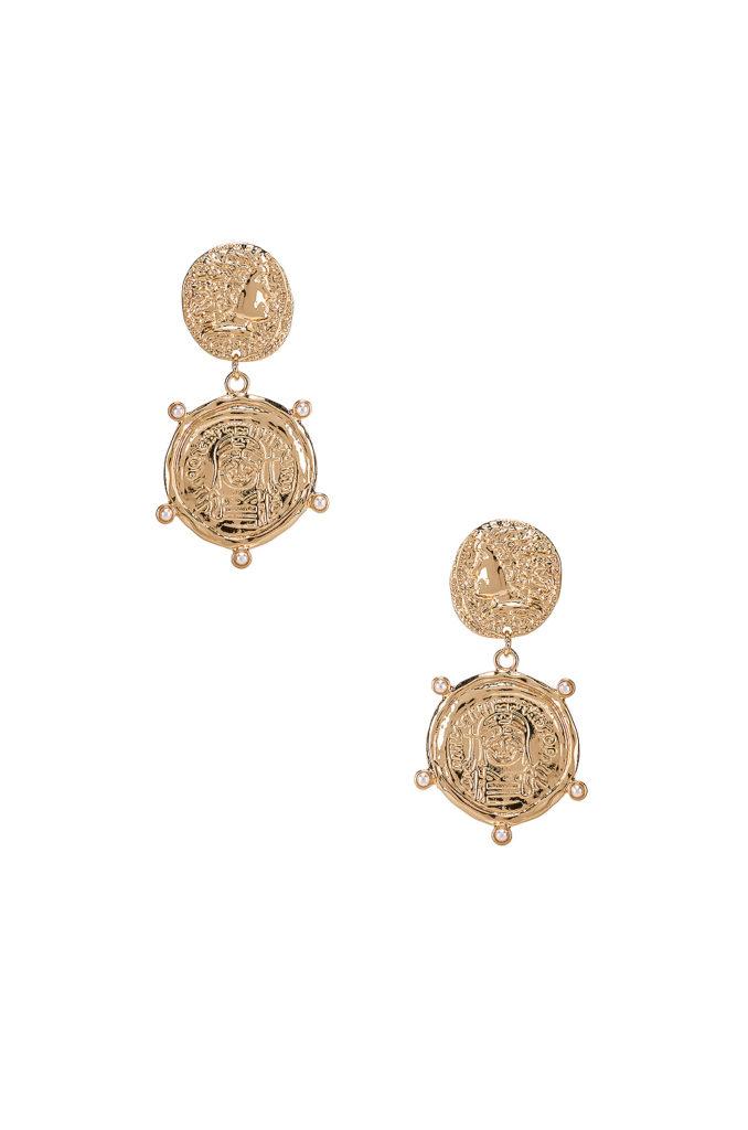 EVOLVE Berlin Earrings Amber Sceats $62