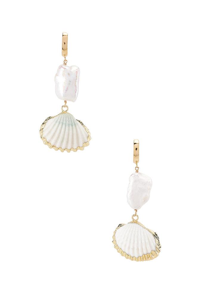 Pomona Baroque EarringsChild of Wild $128