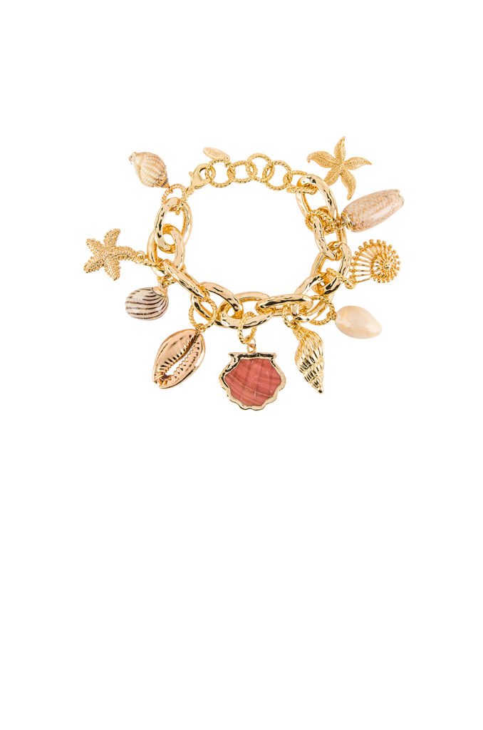 Shell Bracelet Ettika $50