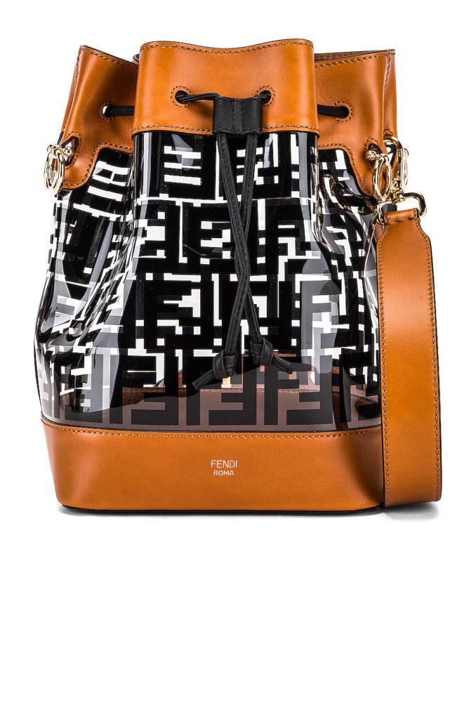 FENDI Mon Tresor Logo Crossbody Bag$2,191