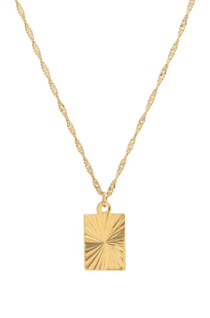 REVOLVE Light My Fire Necklace Frasier Sterling $40