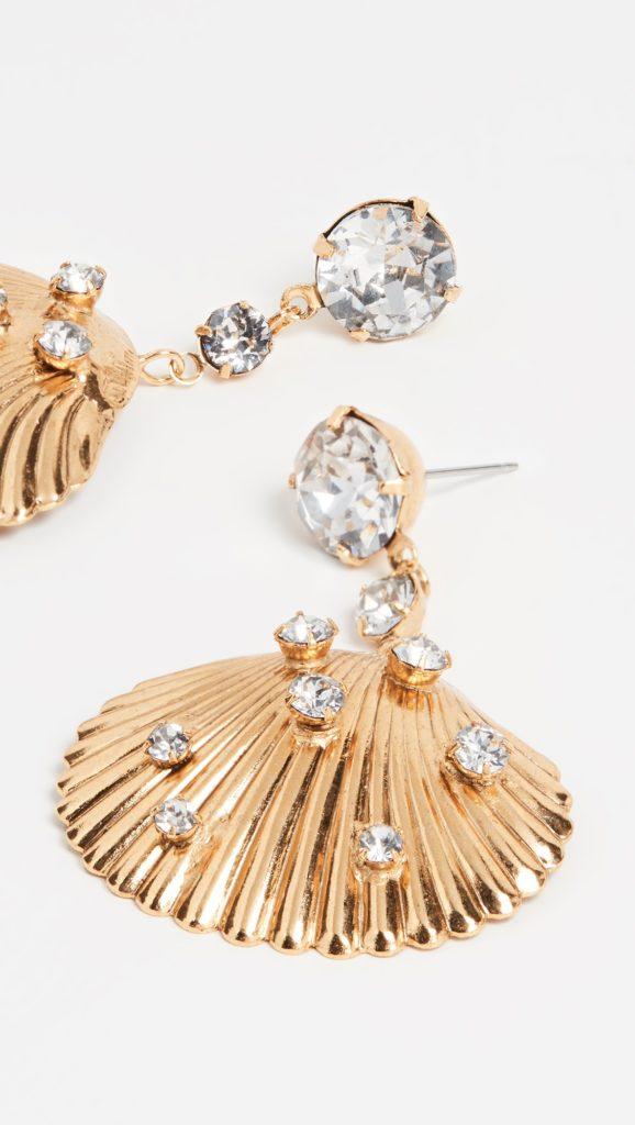 Jennifer Behr Coquina Earrings $275.00