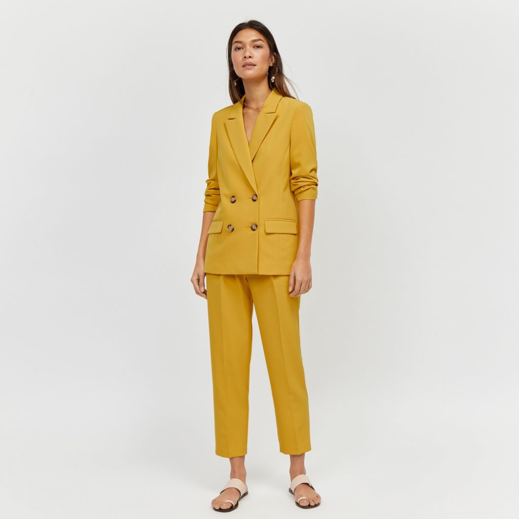CREPE SUIT CO-ORD $48.00