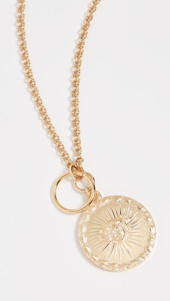 Paco Rabanne Sun Necklace $240.00