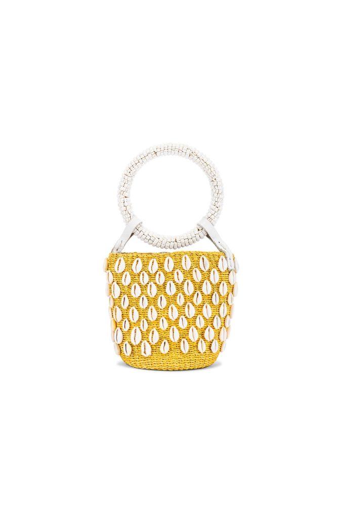 Kaia Mini Bucket Bag Aranaz $378