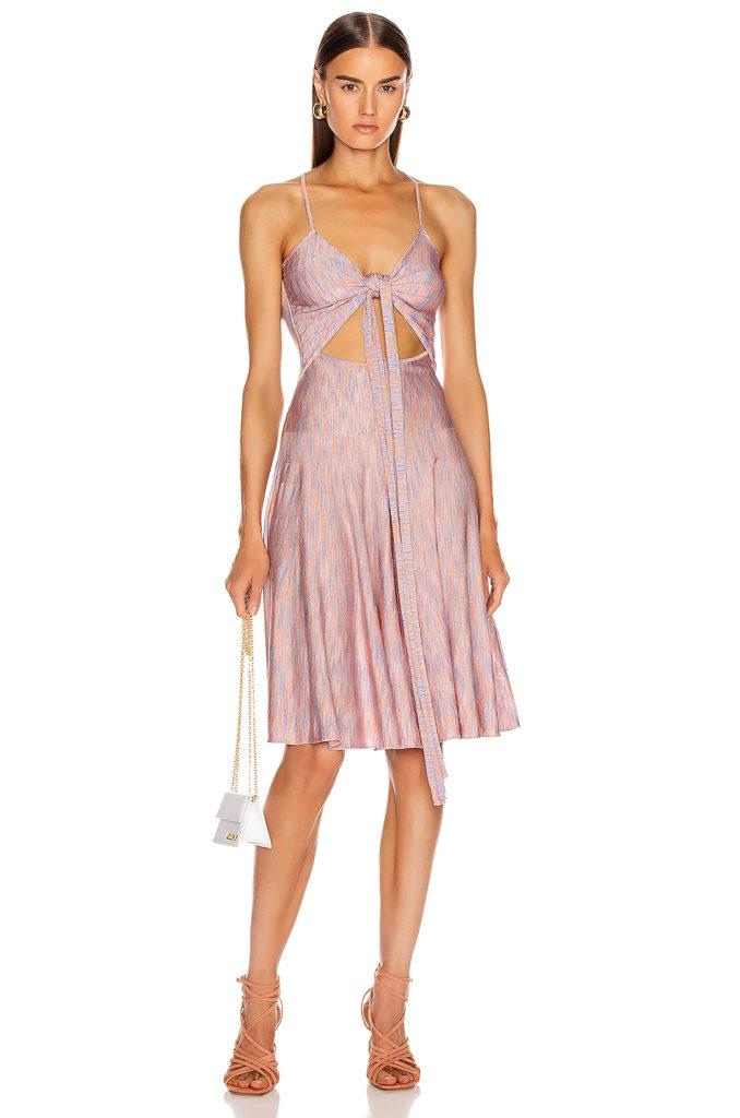JACQUEMUS Monaco Dress $492