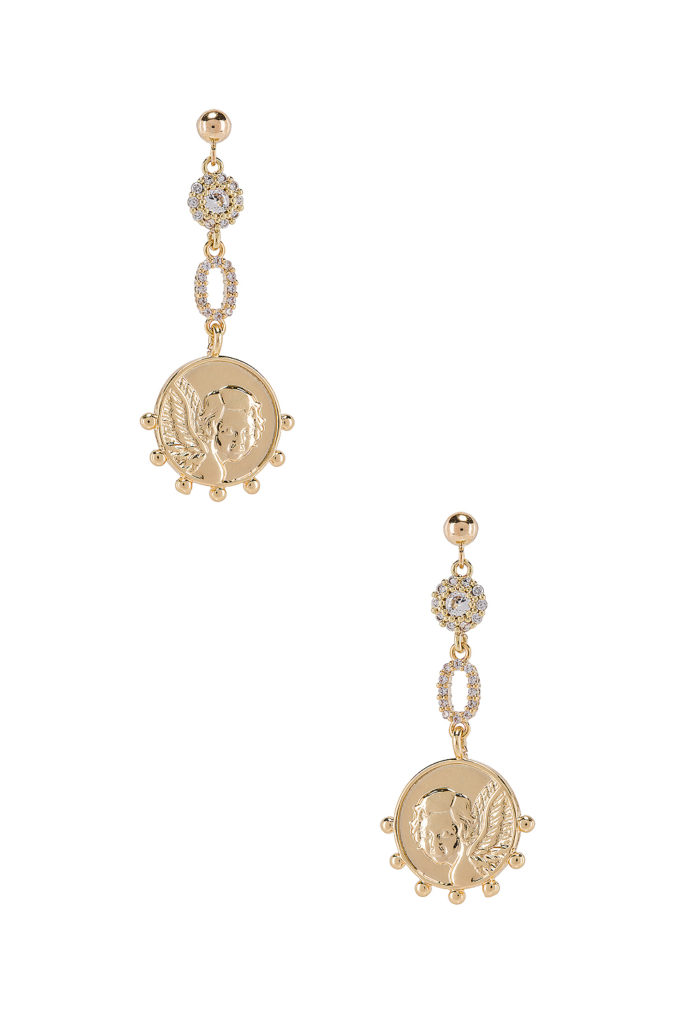 The Angelic Earrings Natalie B Jewelry $48
