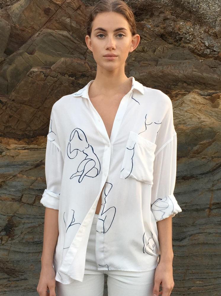 Paloma wool Leandra shirt $75.65