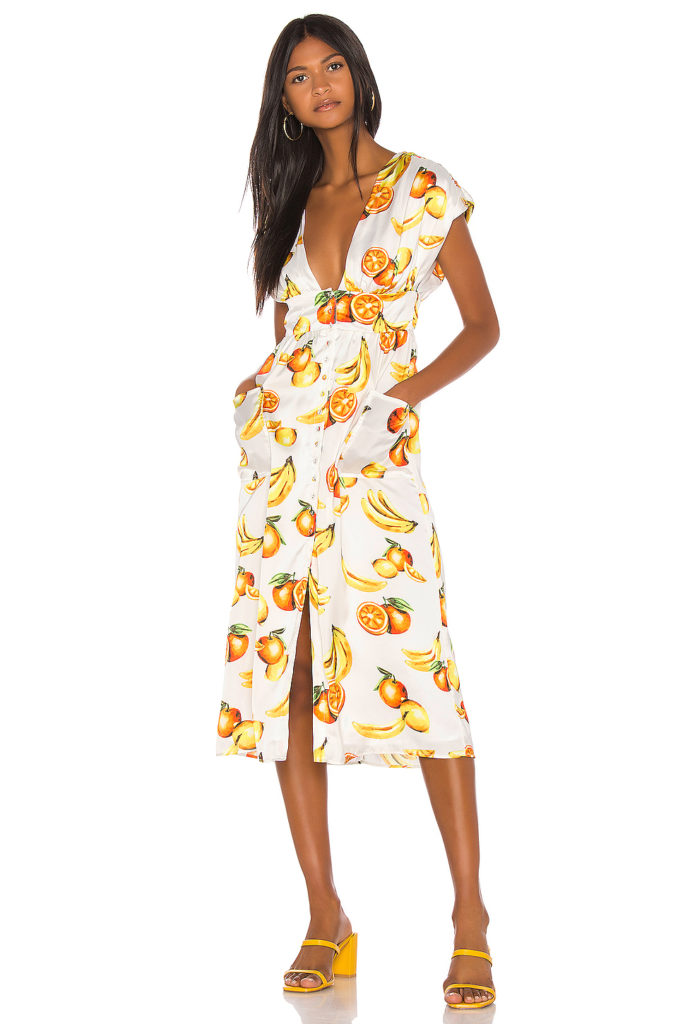 Sia Midi Dress Song of Style $248