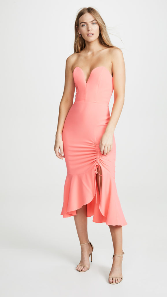 Amanda Uprichard Rayna Dress $246.00