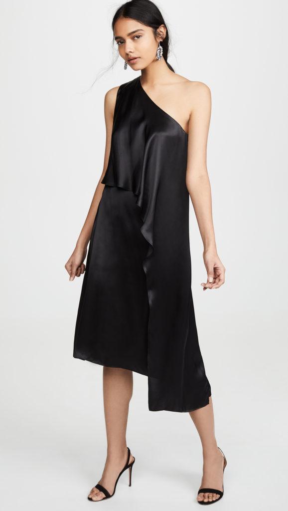 Edition10  One Shoulder Mini Dress $455.00