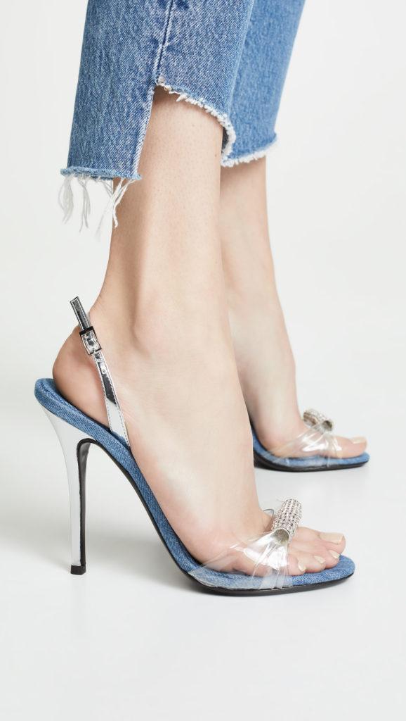 Giuseppe Zanotti Alien 115 Sandals $950.00