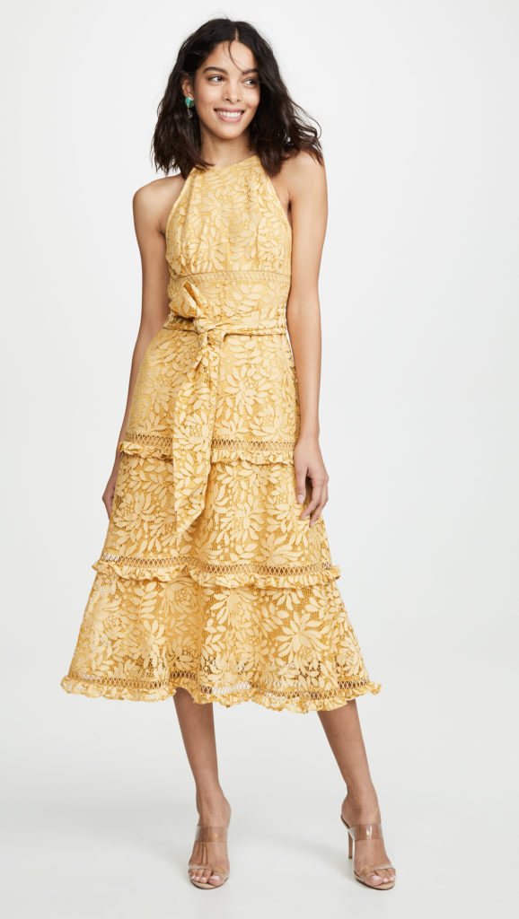 Keepsake Imagine Midi Dress $220.00