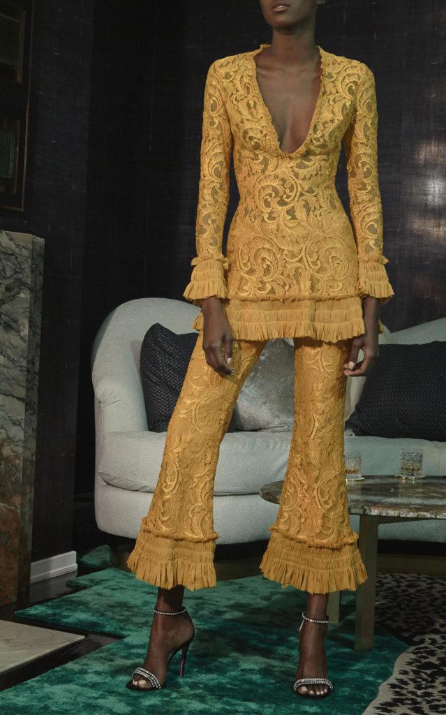 Alexis Nuray Lace Mini Dress $495.00