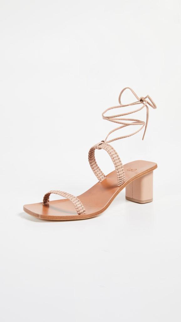 LOQ Leona Strappy Sandals $390.00