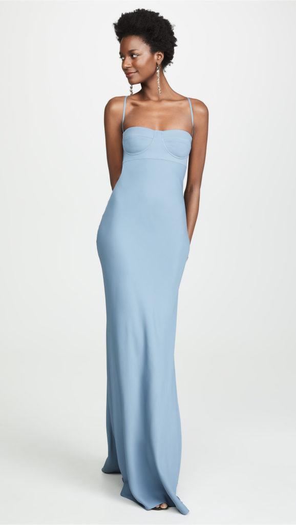 Michelle Mason Bustier Gown $905.00