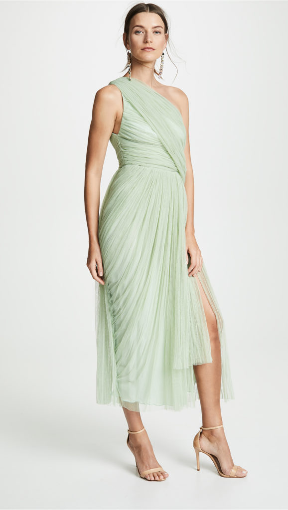 Maria Lucia Hohan Willa Midi Dress $765.00