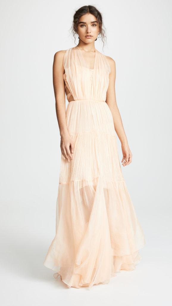 Maria Lucia Hohan Poppy Dress $1,180.00