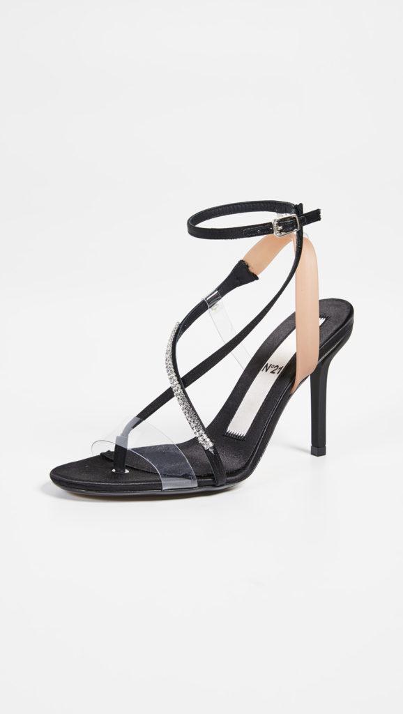 No. 21 Ankle Straps Sandals $690.00