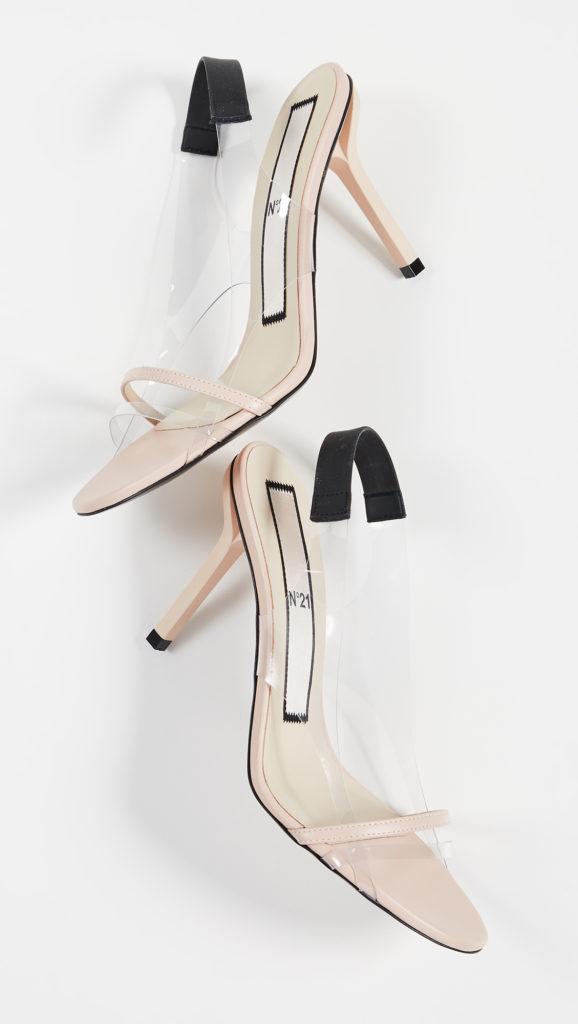 No. 21 Slingbacks Sandals $625.00