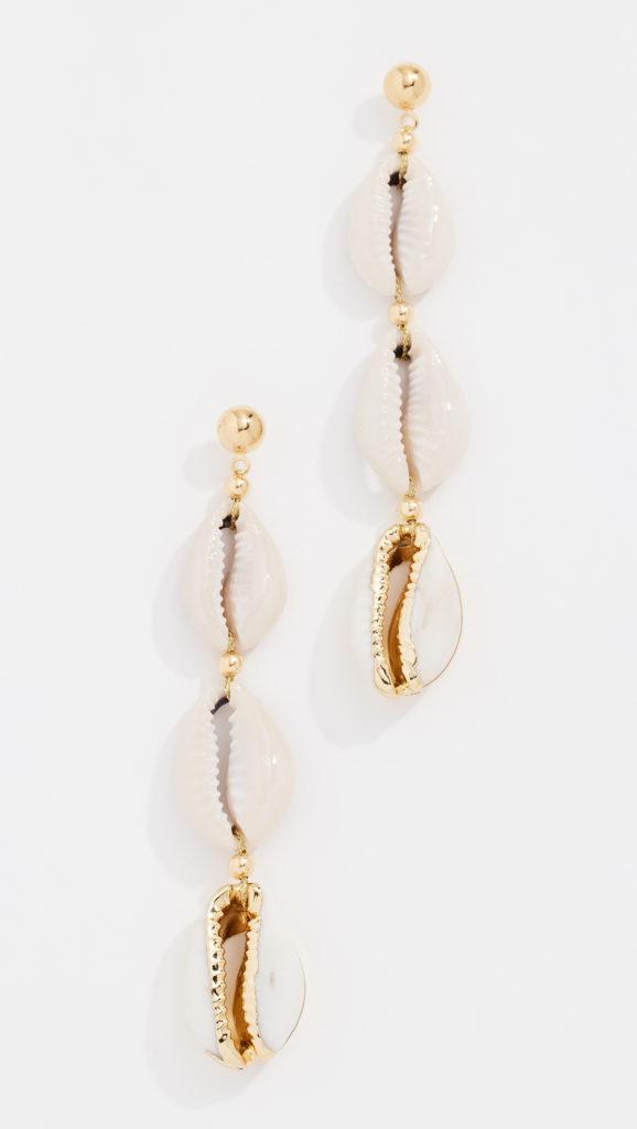 Shashi Caroline Drop Earrings $55.00