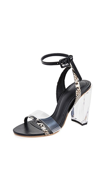THE VOLON Slingback Sandals $490.00