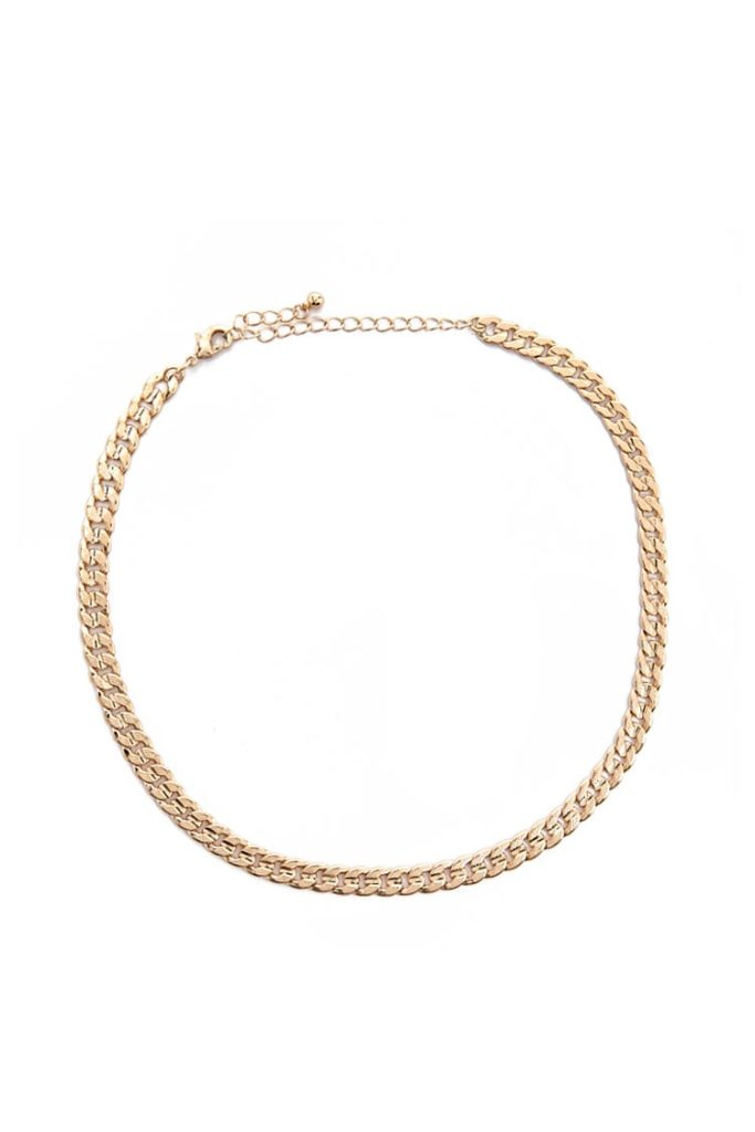 Curb Chain Necklace $5.90
