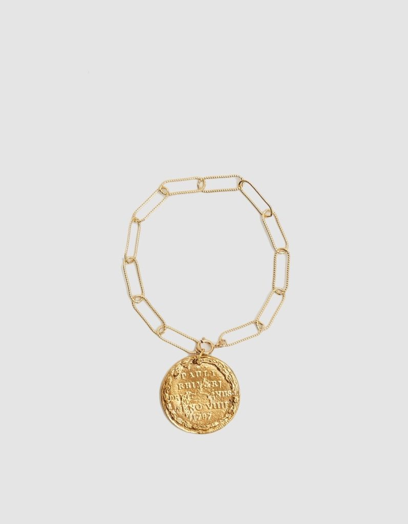 Alighieri Il Leone Charm Bracelet $325.00