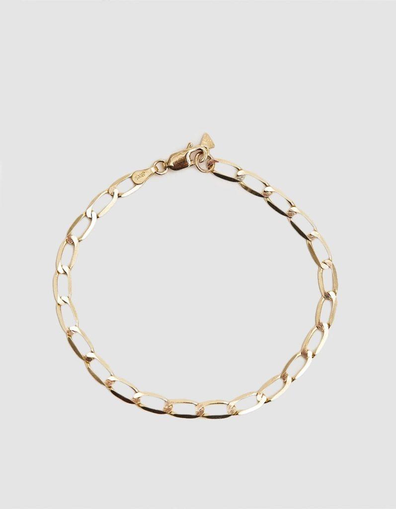Loren Stewart Disco Chain Bracelet$650
