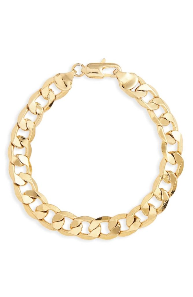 Chain Link Bracelet MELODY EHSANI $42.00