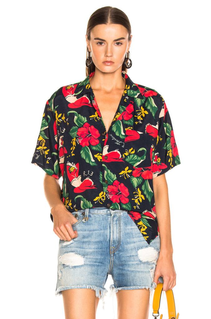 Hawaiian Shirt $395