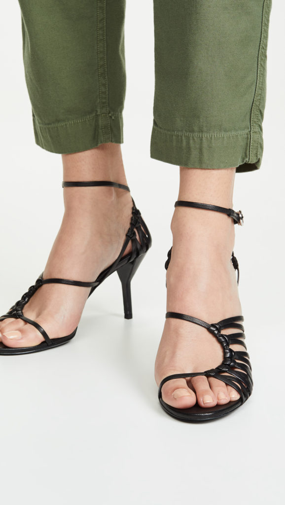 3.1 Phillip Lim 75mm Lily Strappy Sandals $450.00