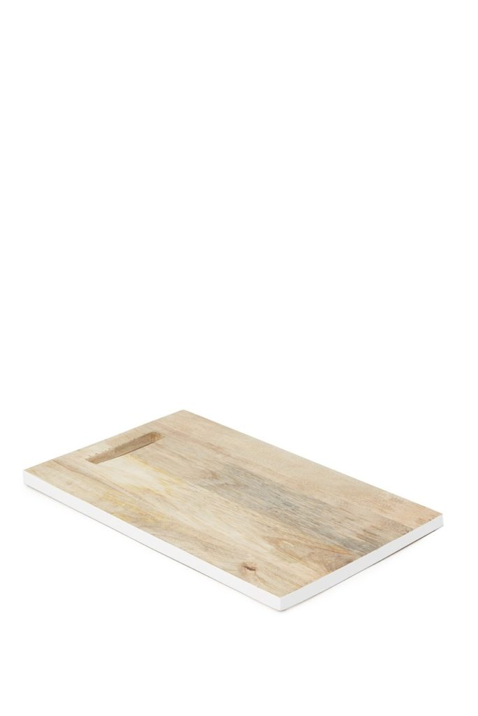 Rectangle Cheese Board $19.97