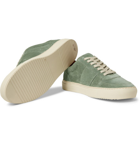 MR P. Larry Suede Sneakers $325