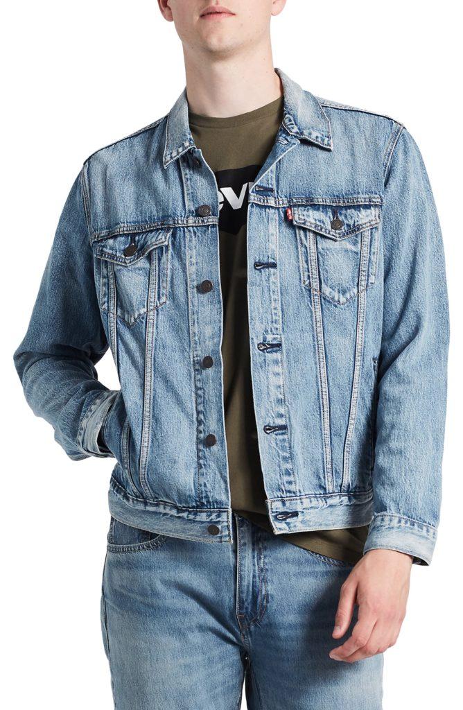 Denim Trucker Jacket LEVI'S® $98.00