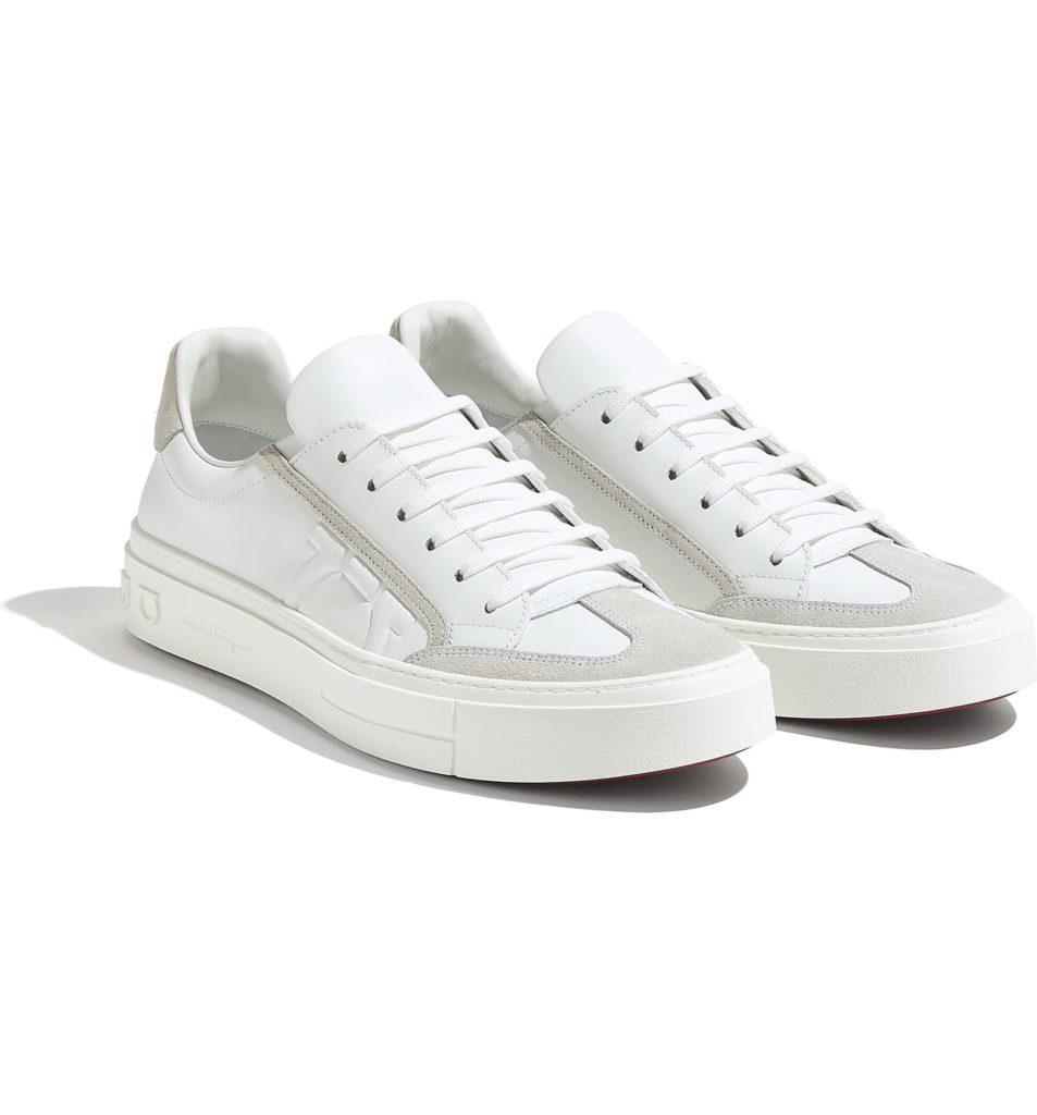 Borg Sneaker SALVATORE FERRAGAMO $595.00