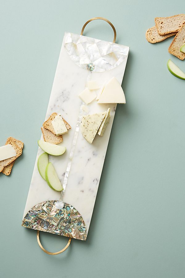 Nina Marble Cheese Board $68.00