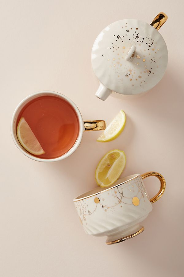 Celine Tea for Two Set $38.00