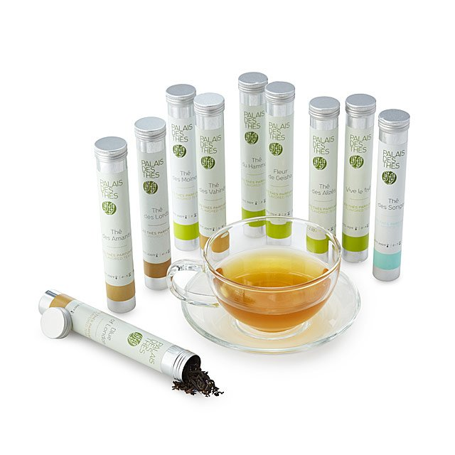 World Botanicals Tea Set $55.00